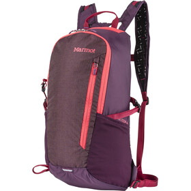 Marmot Kompressor Meteor 16 Mochila, dark purple/brick
